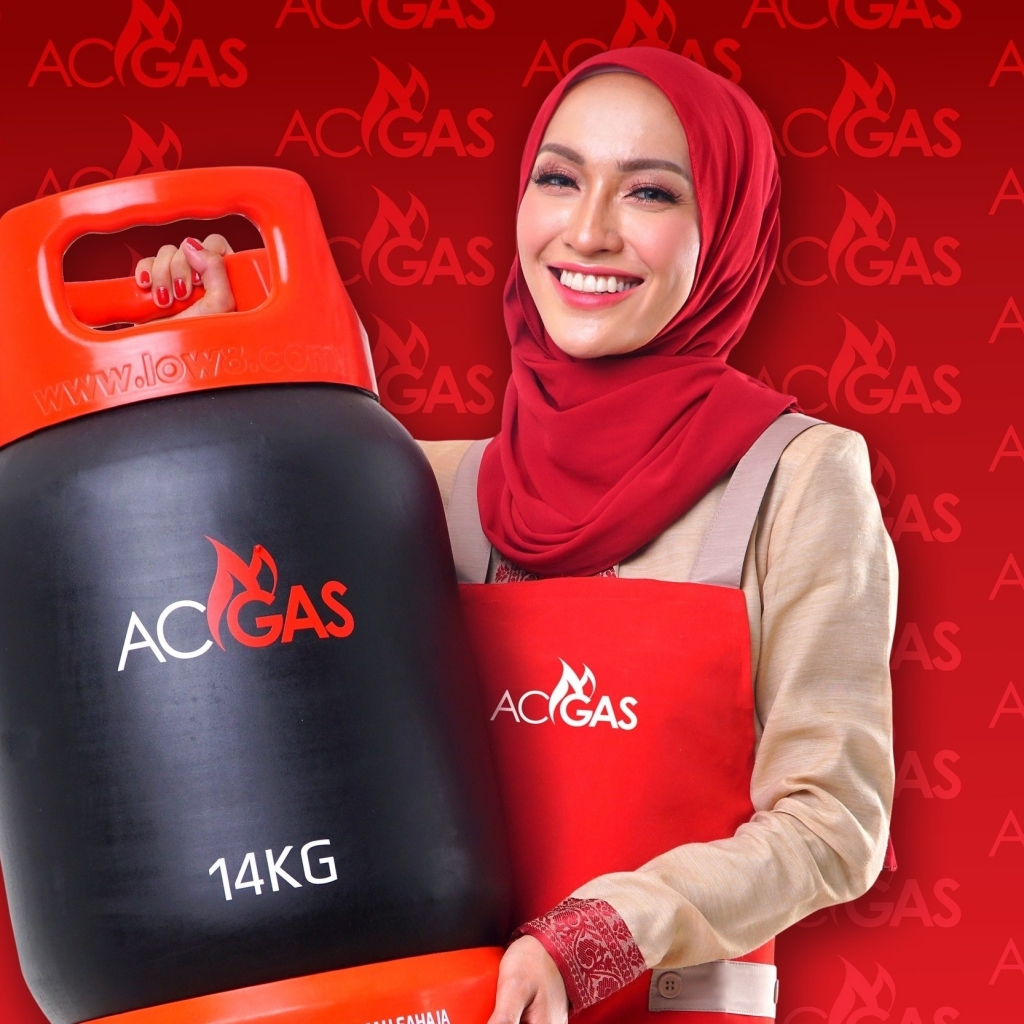 ACGAS cylinders